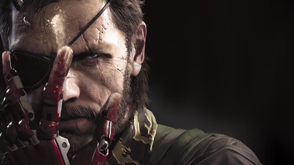 Metal Gear Solid 5: The Phantom Pain Wallpaper