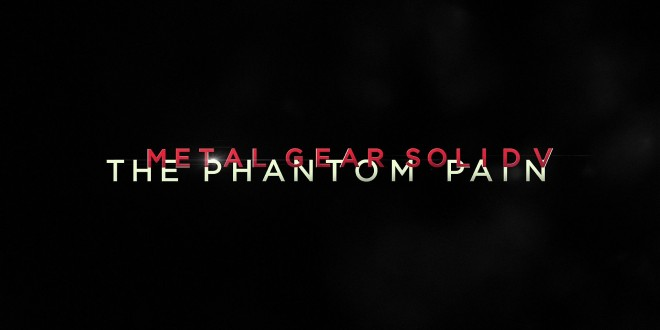 Metal Gear Solid 5: The Phantom Pain Wallpapers