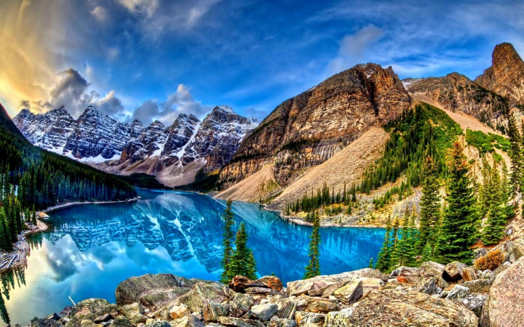 Rocky Mountains Wallpaper