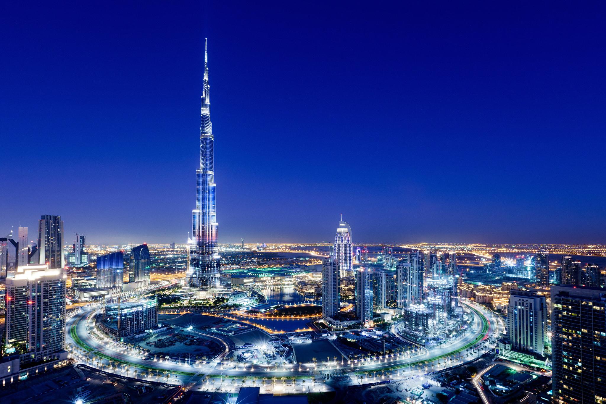 Burj Khalifa Dubai Wallpapers