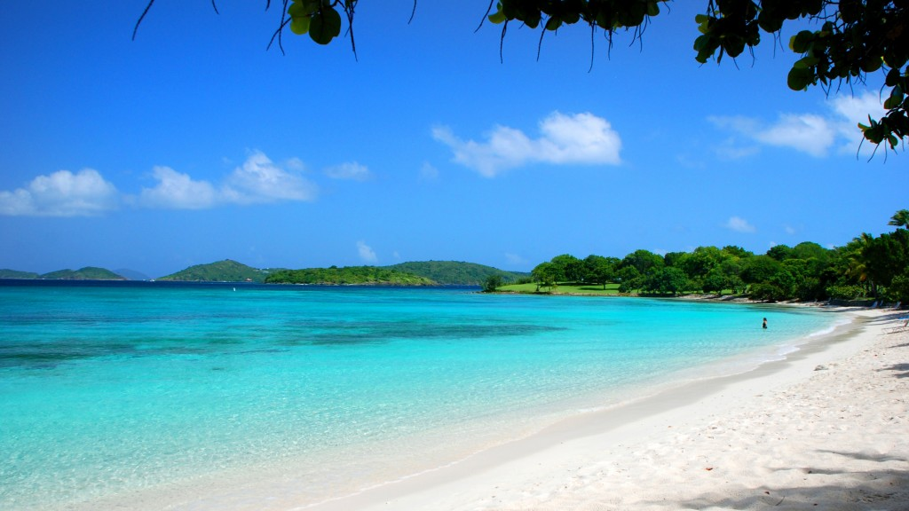 Hd Tropical Island Beach Paradise Wallpapers And Backgrounds: Tropical Beach Wallpapers, Pictures, Images