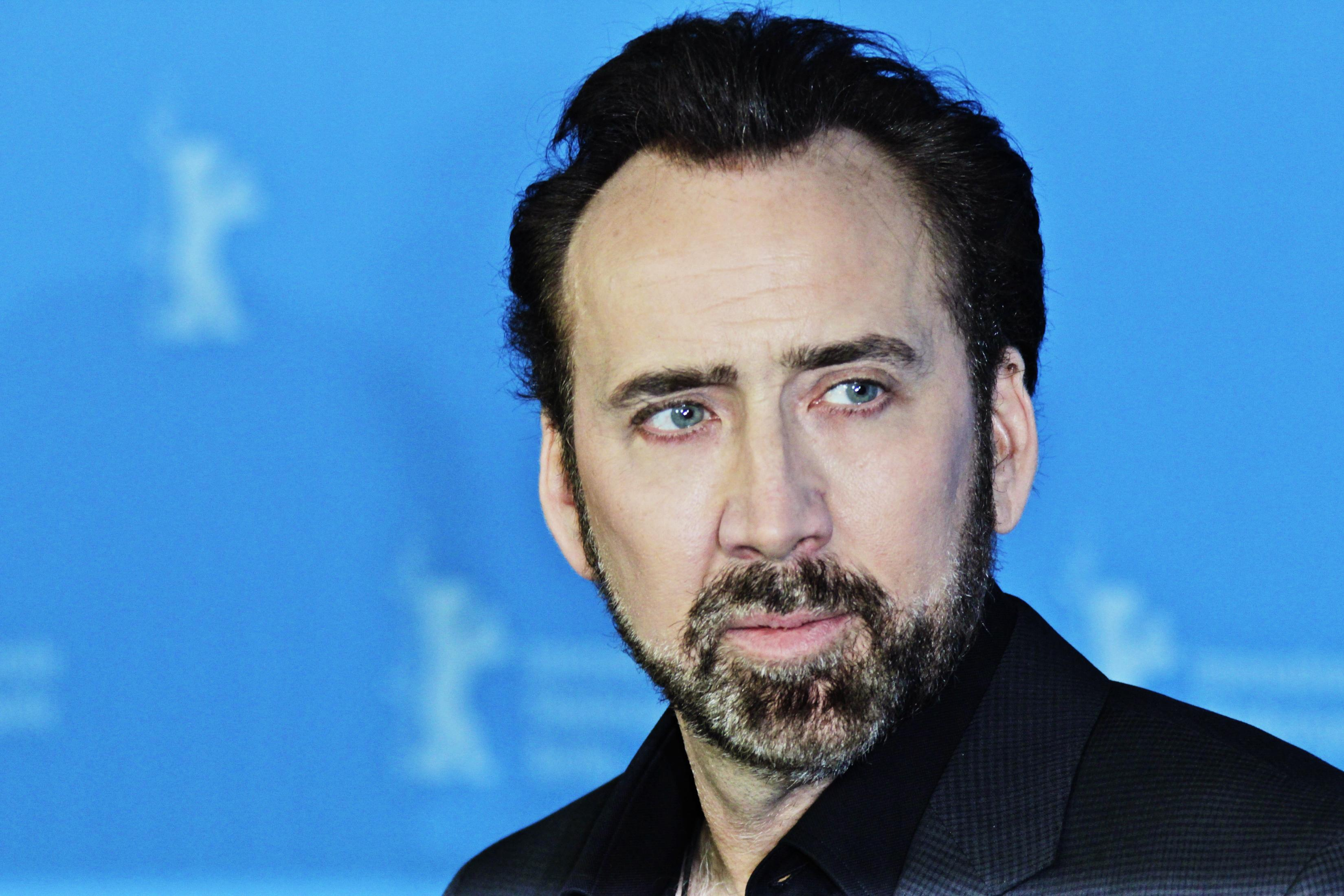 nicolas cage Between worlds is the latest indie genre film in nicolas cage's mini-renaissance previously, films like mom and dad and mandy have utilized cage to full effect in weird, exciting stories.