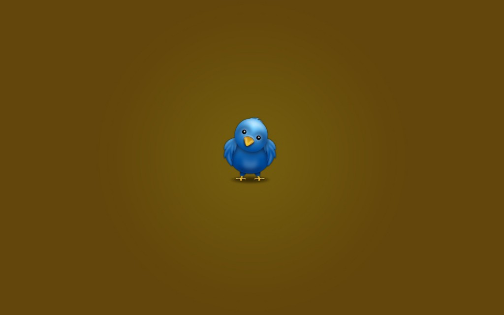 Twitter Logo Wallpaper