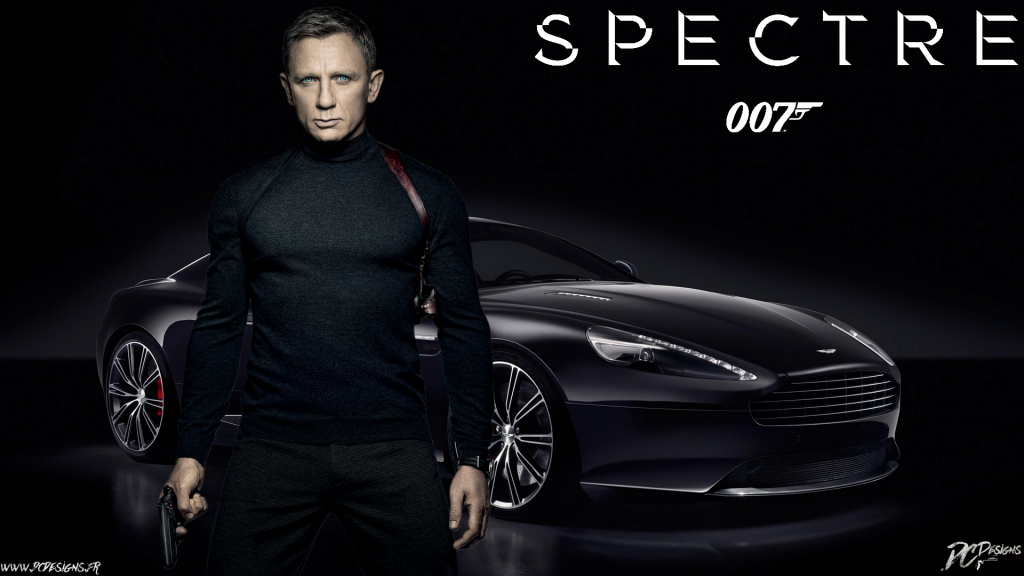 James Bond: Spectre Wallpaper
