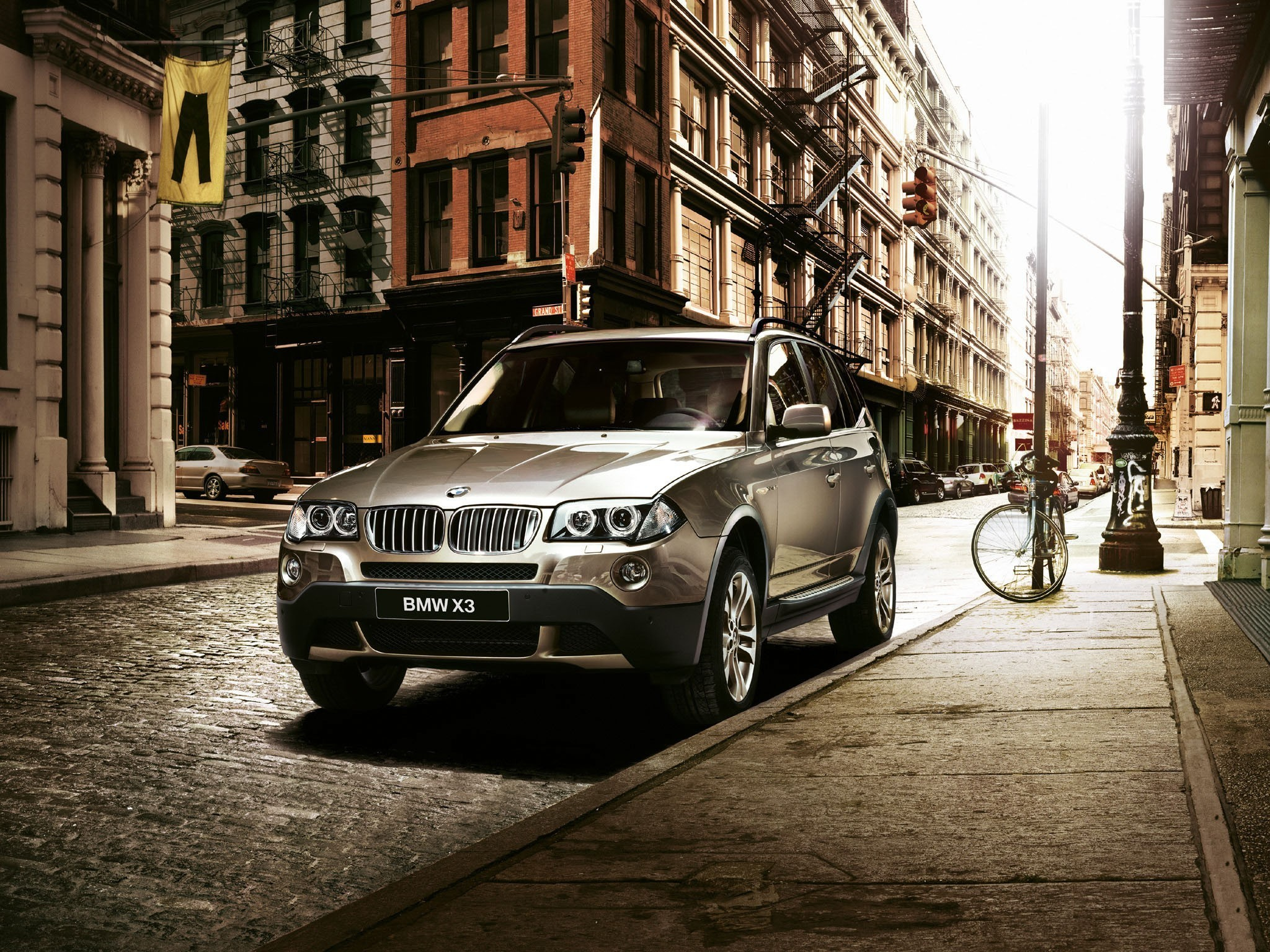 Bmw X3 Wallpapers Pictures Images