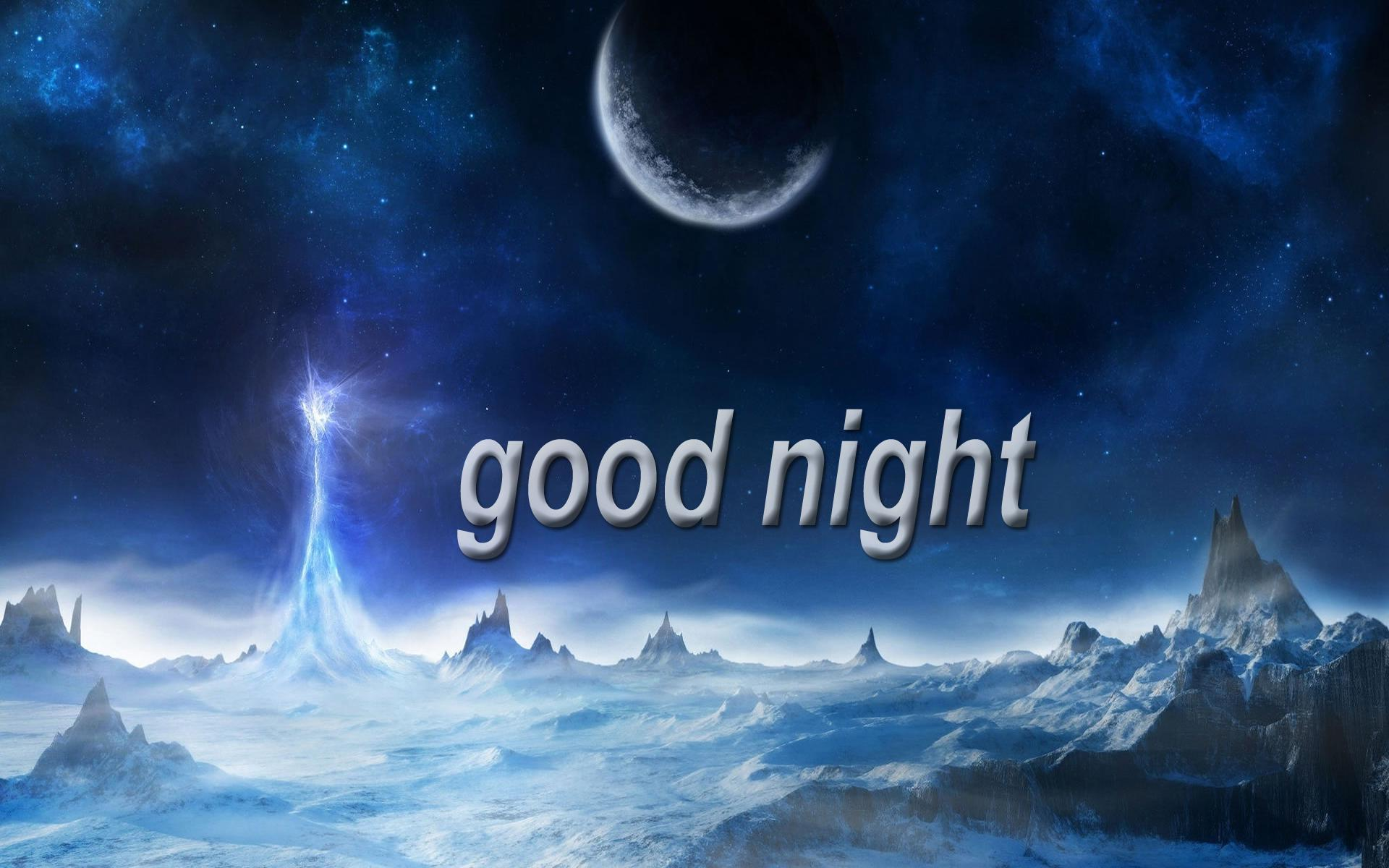 Good Night Love Message Wallpaper : Good Night Wallpapers, Pictures, Images