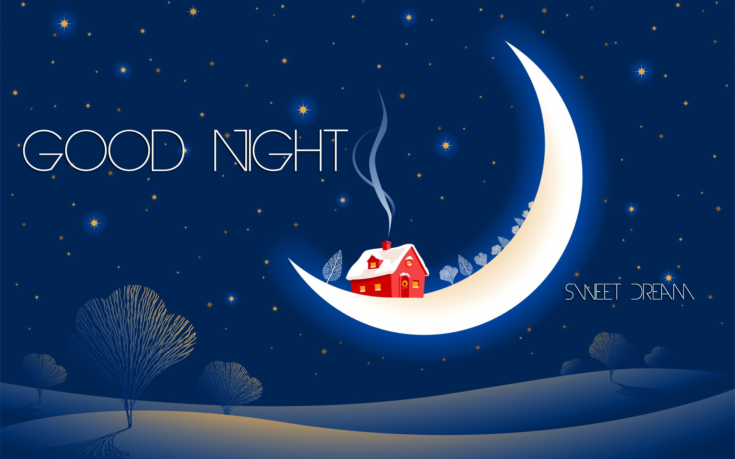 Love Wallpaper Of Good Night : Good Night Wallpapers, Pictures, Images