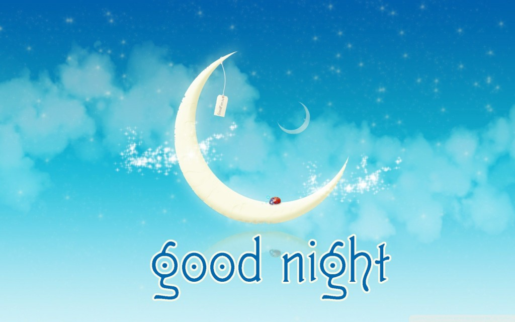 Good Night Wallpaper