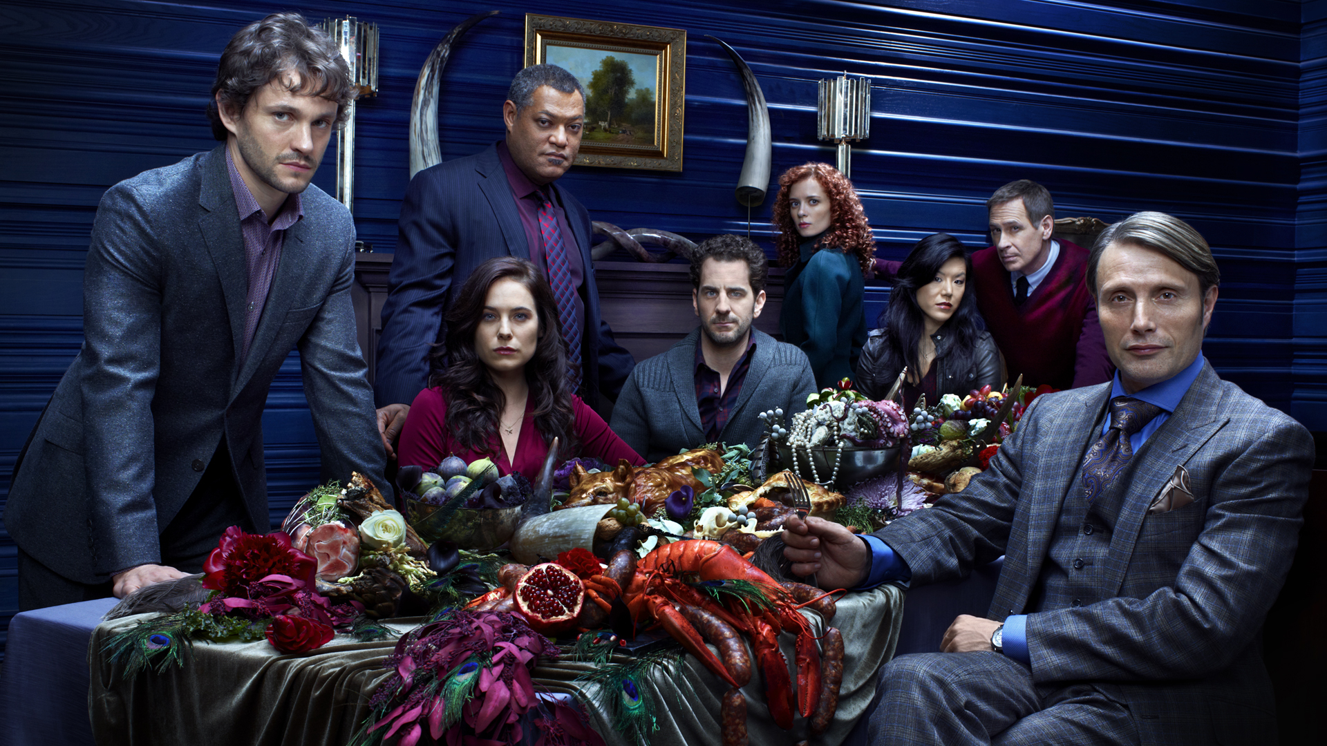 Hannibal Wallpapers, Pictures, Images