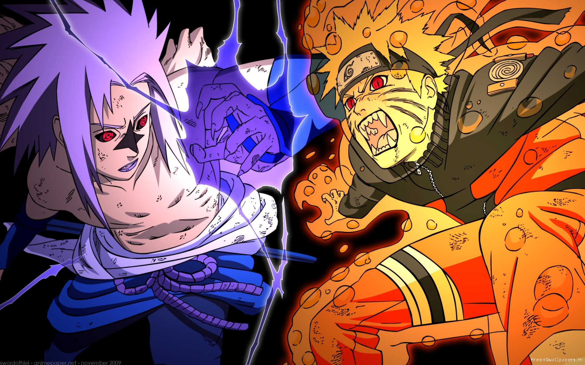 Naruto shippuden wallpapers pictures images - Naruto as sasuke ...