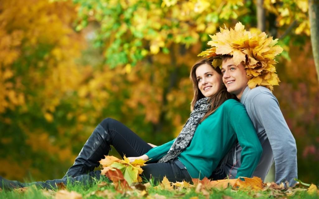 Romantic Couples Wallpaper