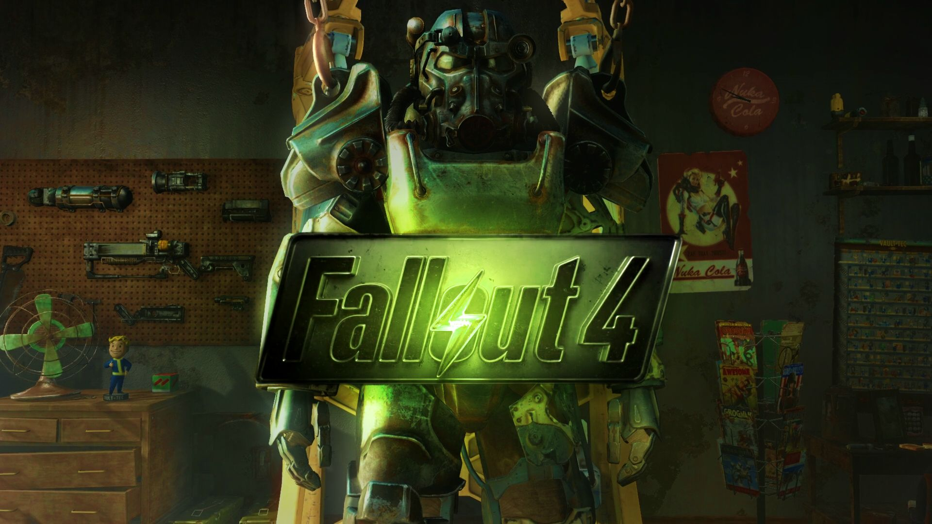 Fallout 4 Wallpapers, Pictures, Images