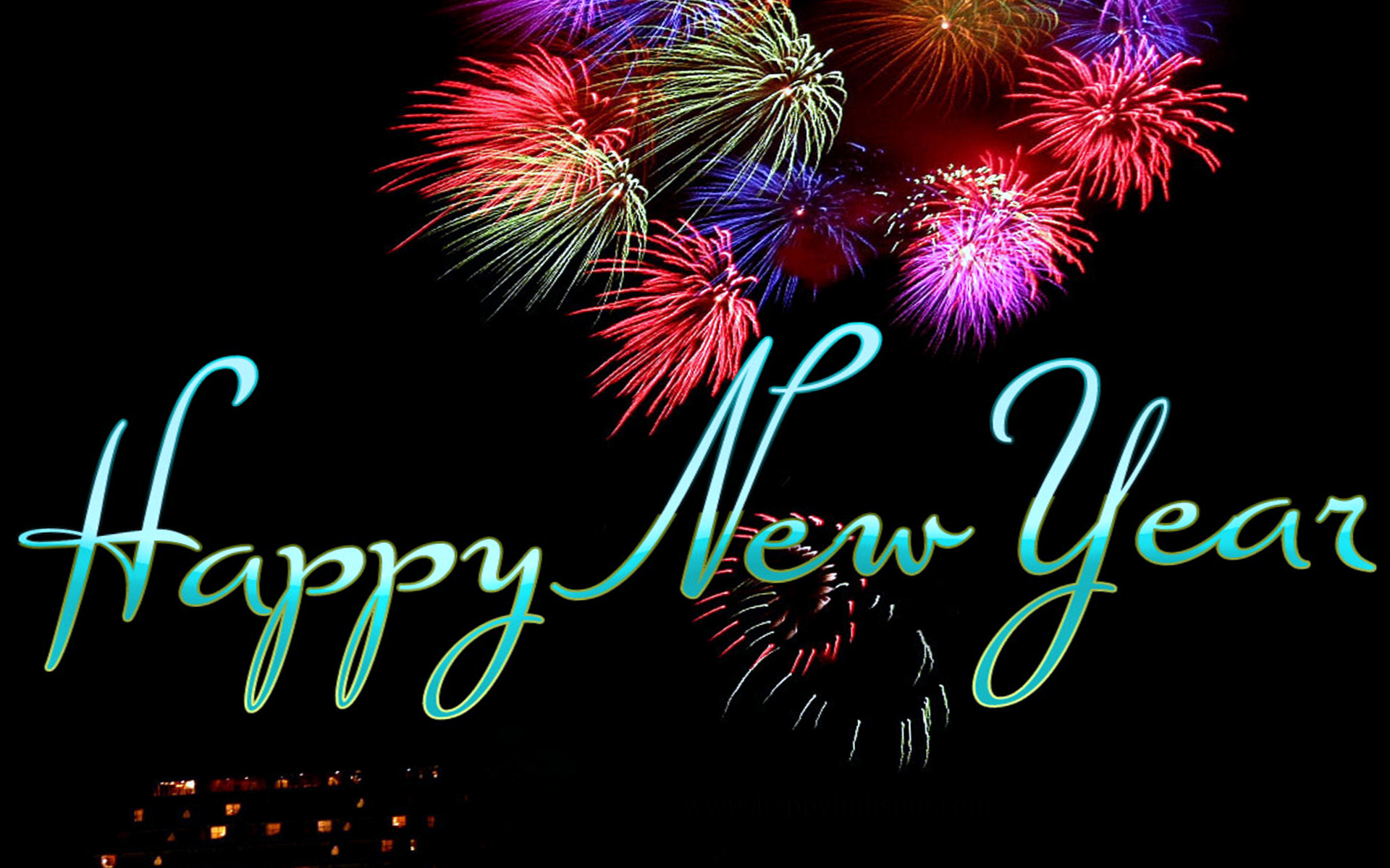 Happy New Year 2016 Wallpapers, Pictures, Images