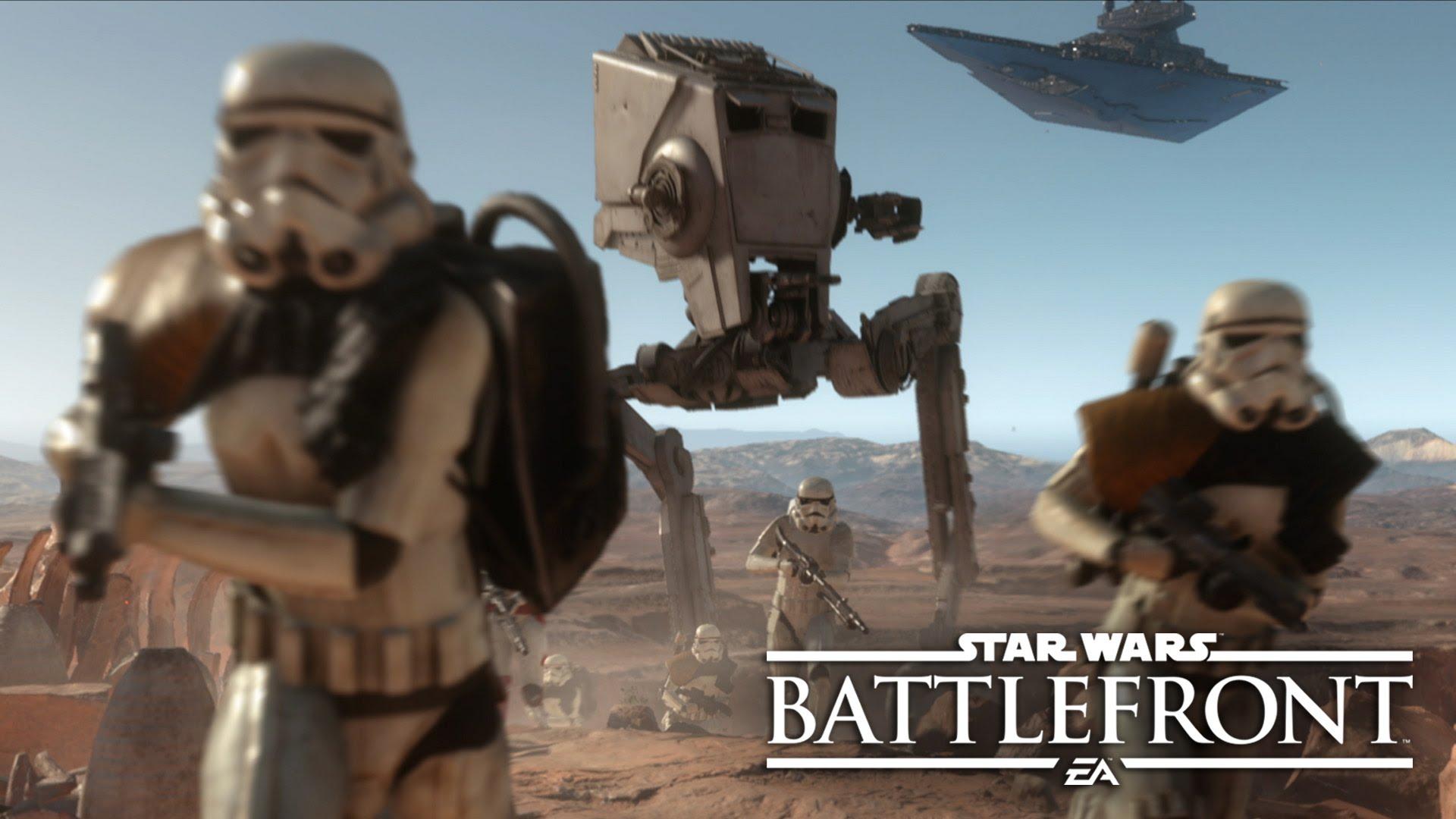 Star Wars Battlefront 2 Background: Star Wars Battlefront Wallpapers, Pictures, Images