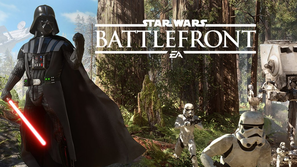 Star Wars Battlefront Wallpaper