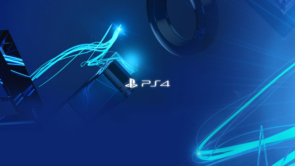 Sony PlayStation 4 Wallpaper