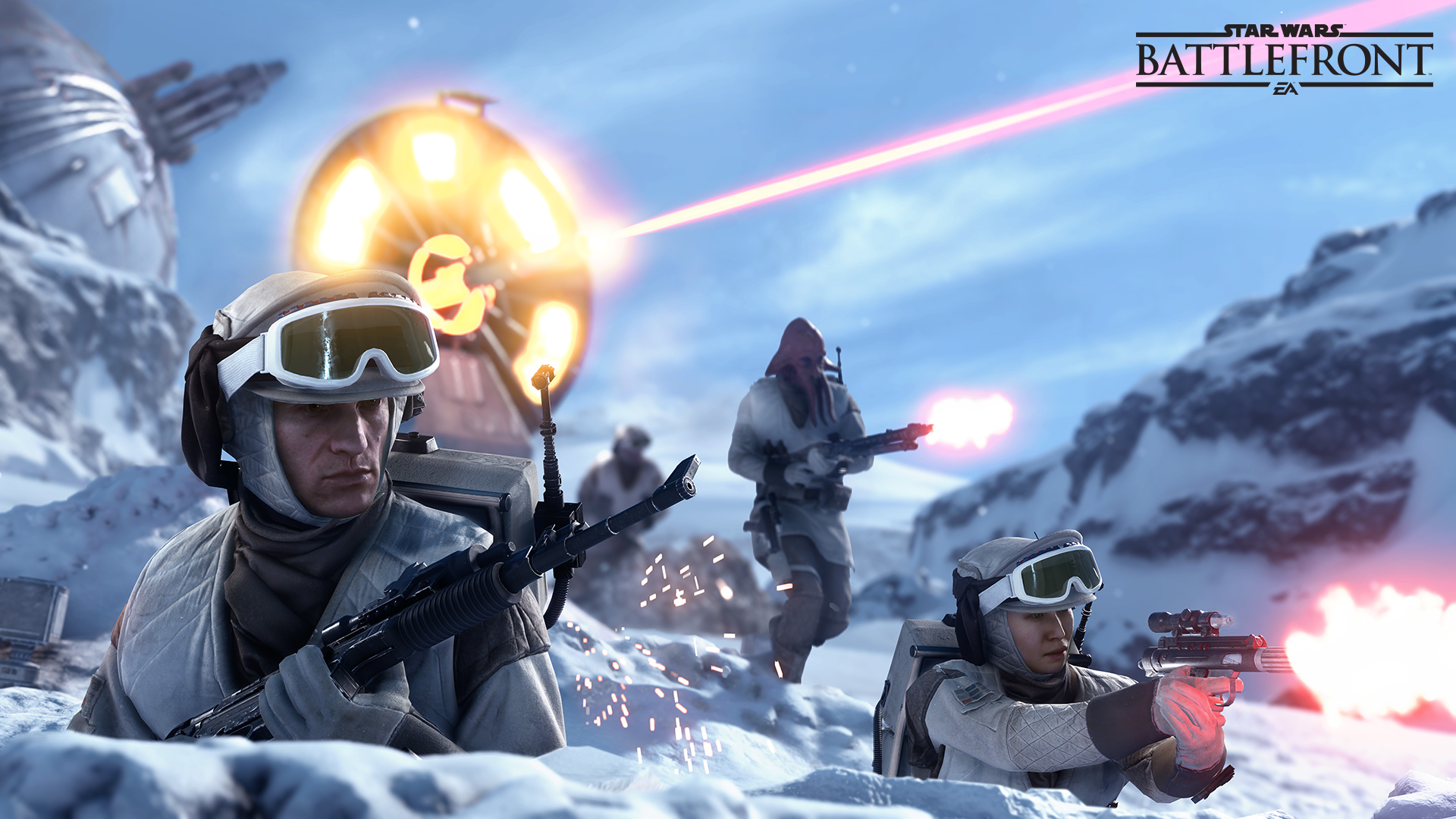 Star Wars Battlefront Wallpapers Pictures Images