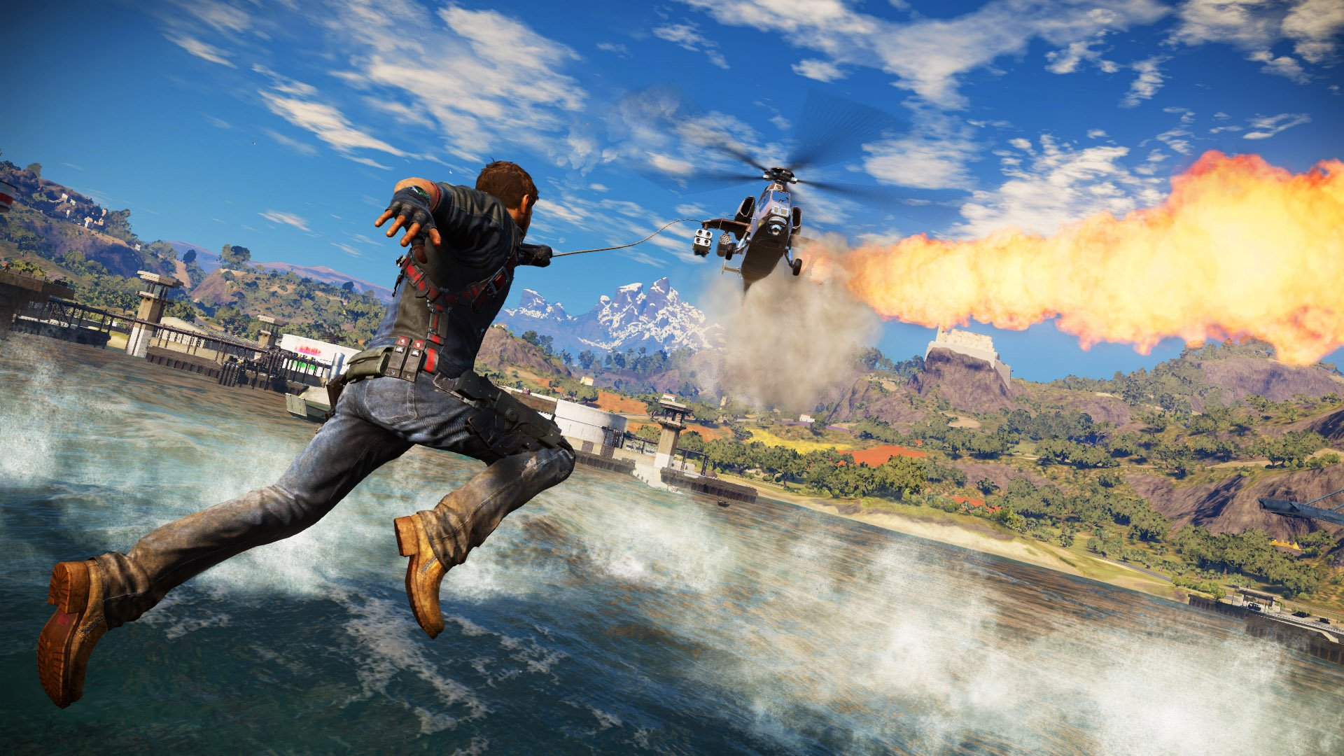 Just Cause 3 Wallpapers, Pictures, Images