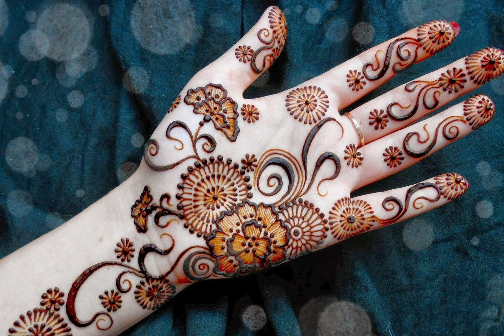 Mehndi Henna Hd : Mehndi design wallpapers pictures images