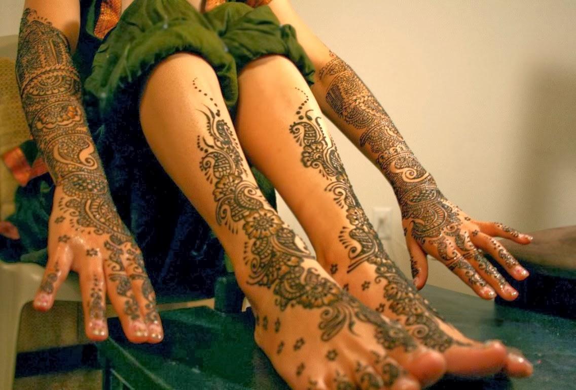 Leg Mehndi Wallpaper : Mehndi design wallpapers pictures images