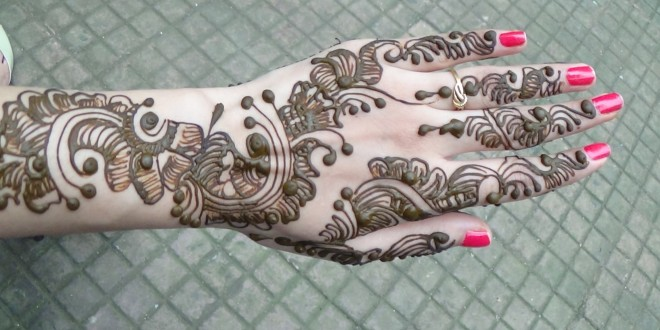 Mehndi Design Wallpapers