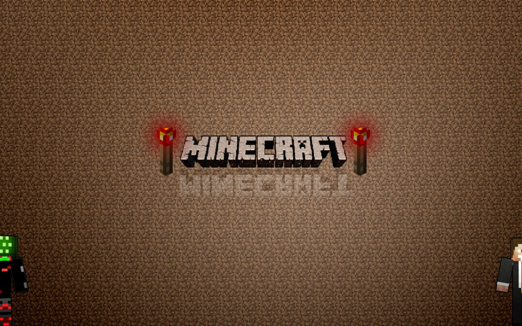 Minecraft Widescreen Wallpaper 1920x1200