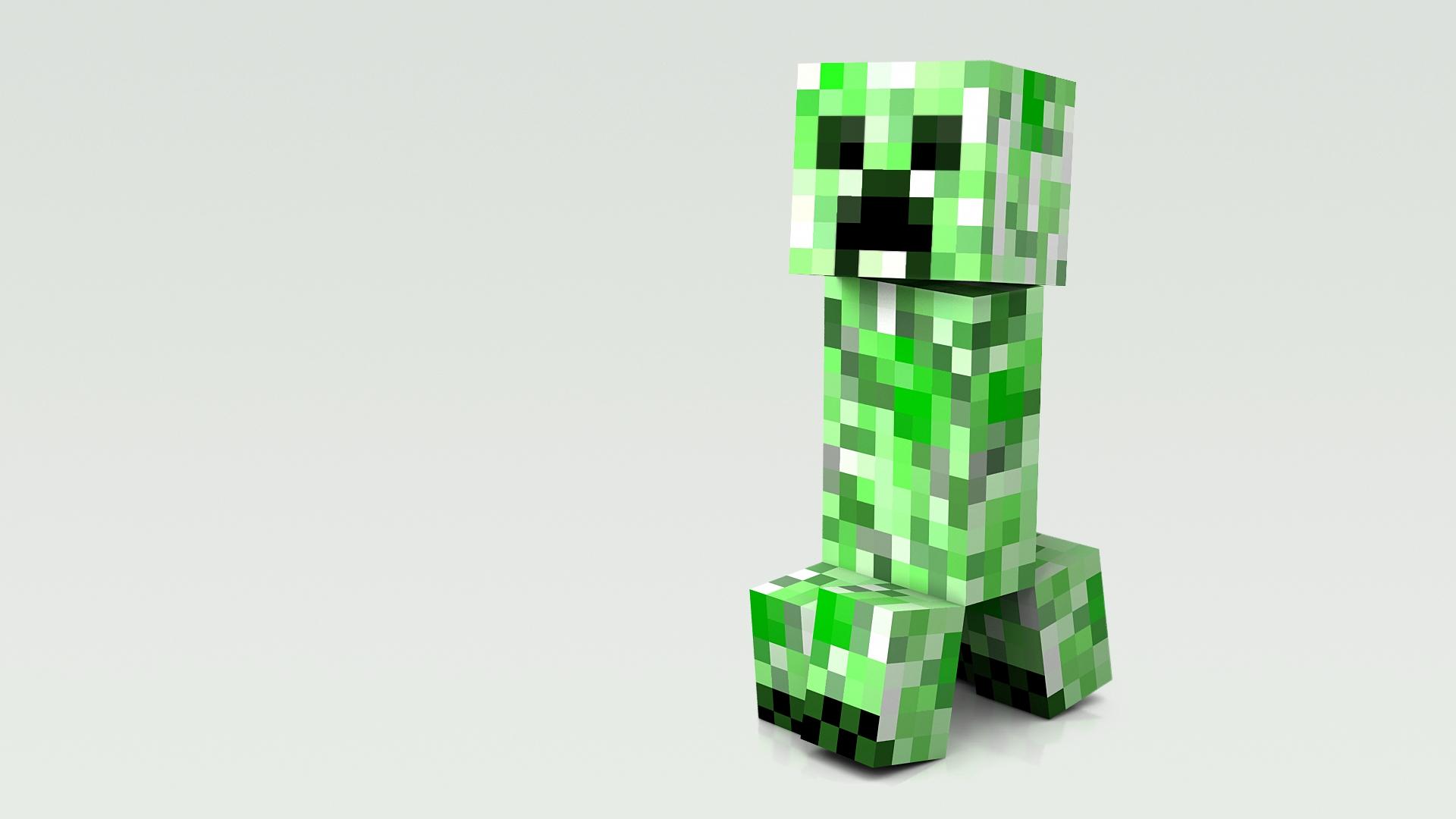 Minecraft Creeper Wallpaper Ipad, PC Minecraft Creeper Wallpaper ...