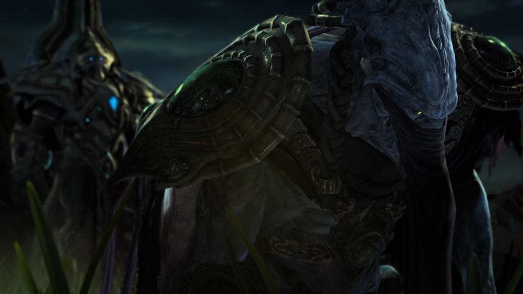 StarCraft 2: Legacy of the Void Wallpaper 1856x1044
