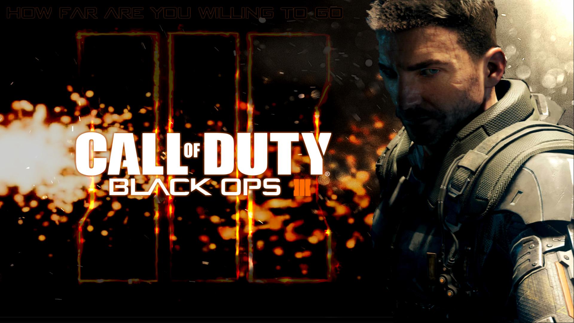 call of duty black ops iii wallpaper