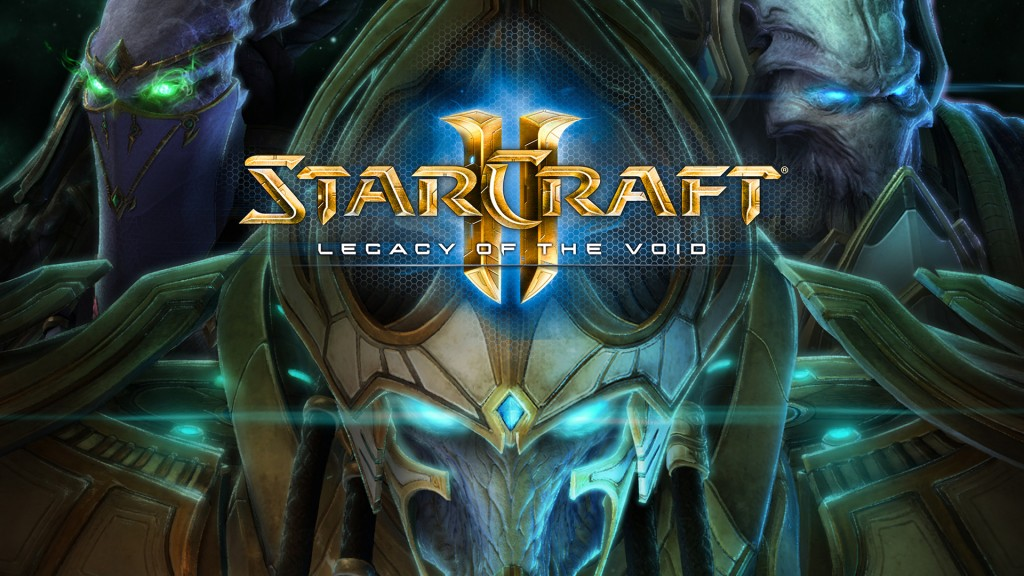StarCraft 2: Legacy of the Void Full HD Wallpaper 1920x1080