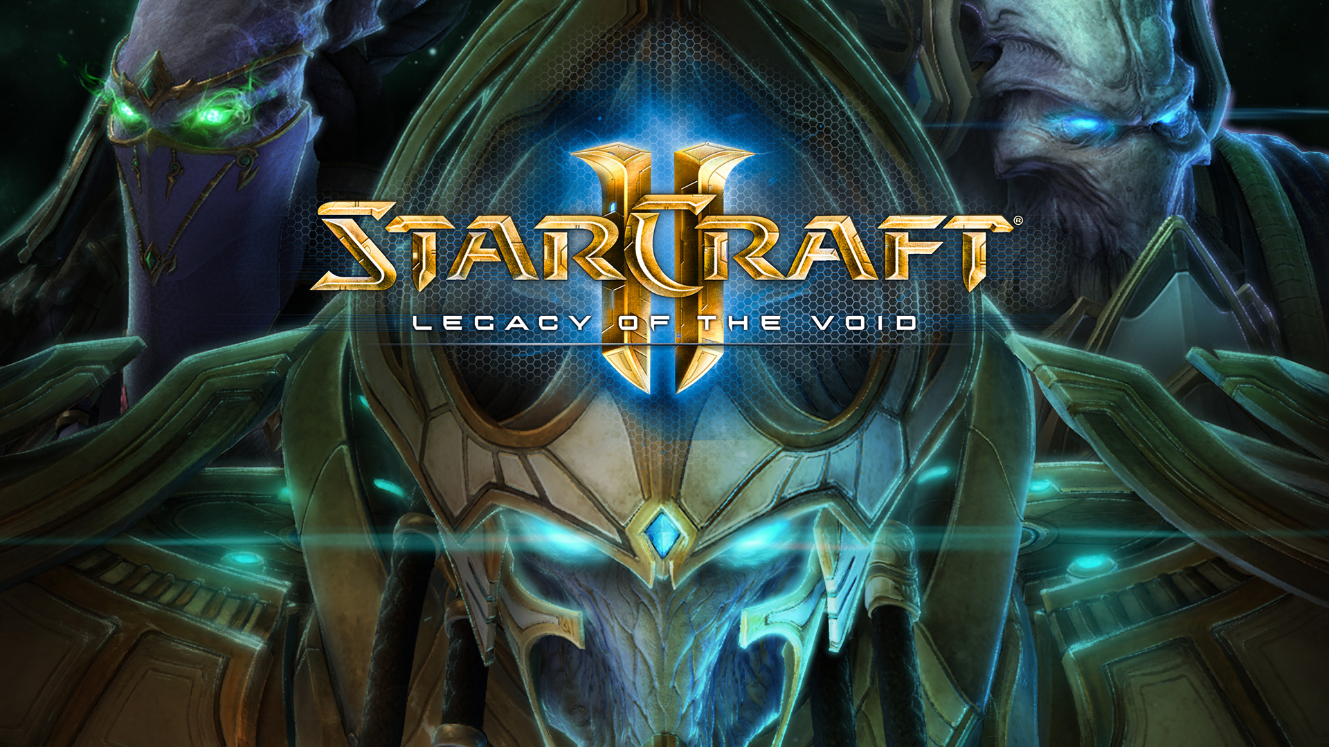 Hyperion StarCraft II wallpaper Game wallpapers