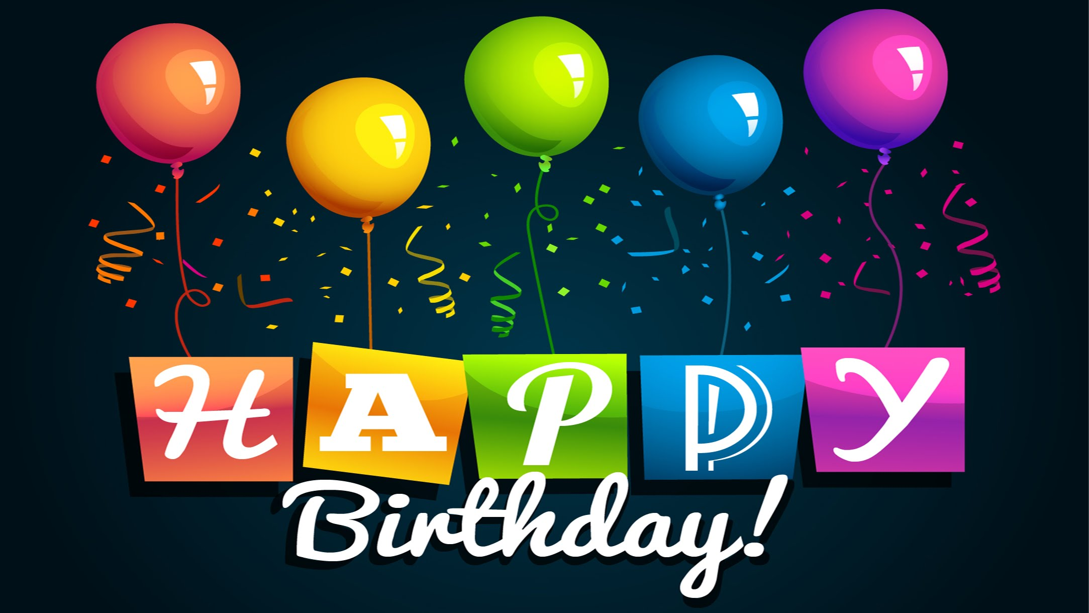 Happy birthday wallpapers pictures images - Happy birthday card wallpaper ...