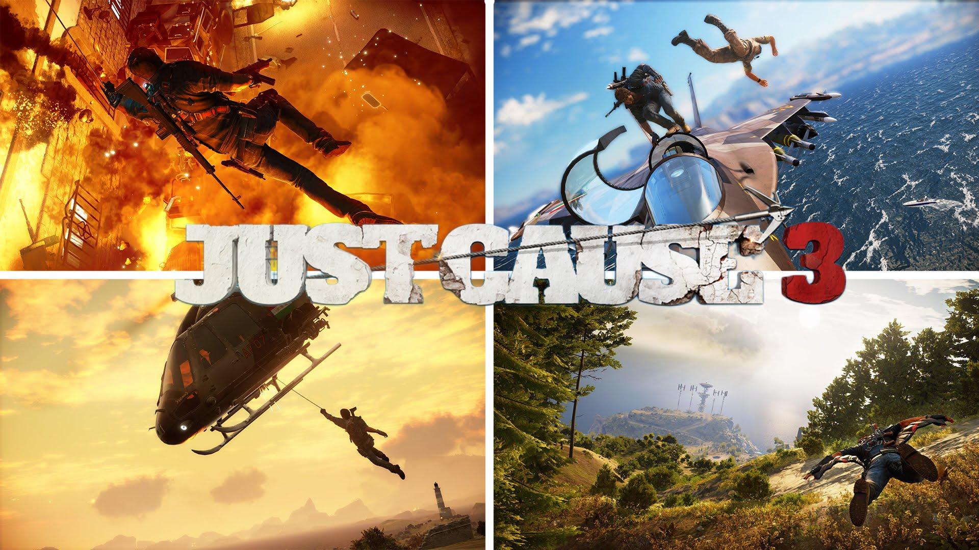 Just Cause 3 Wallpapers Pictures Images