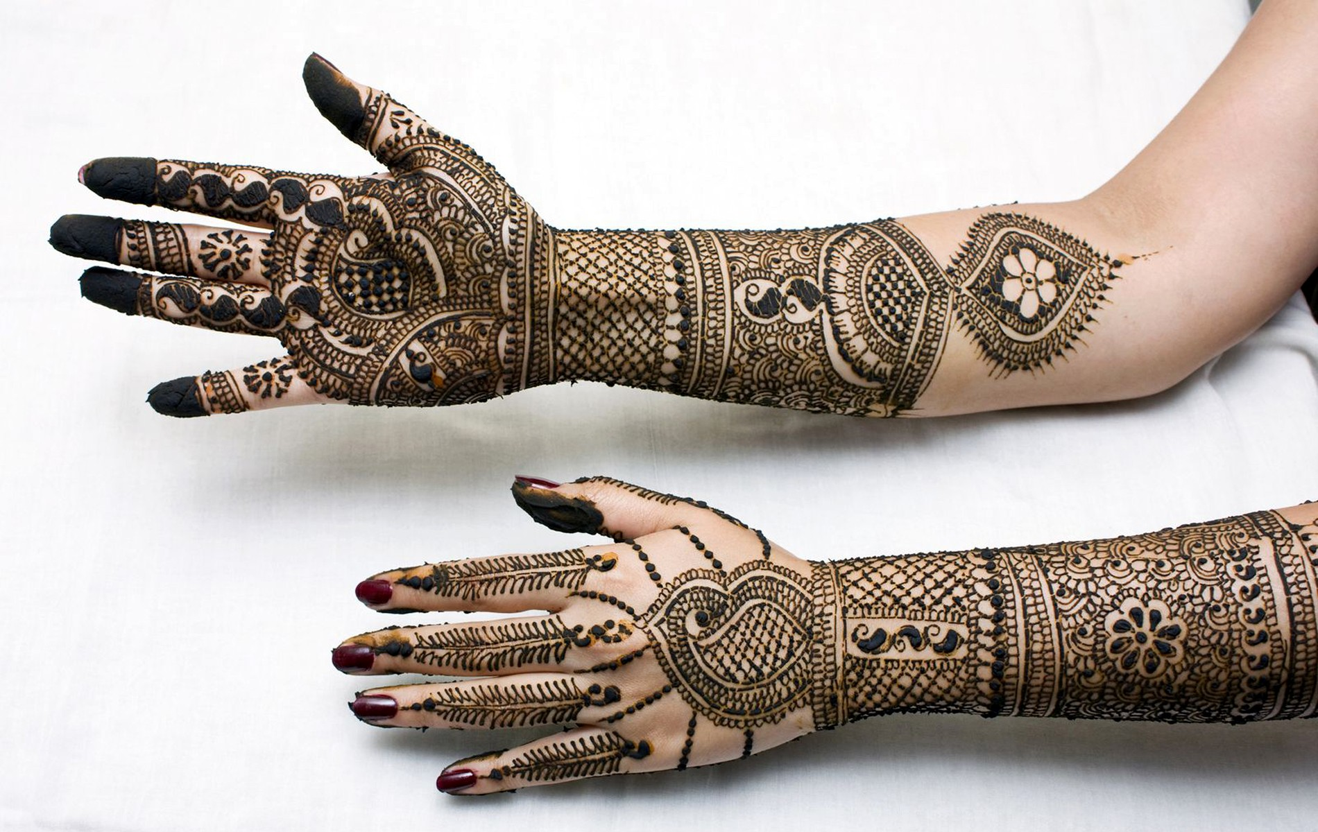 High Quality Mehndi Designs : Mehndi design wallpapers pictures images