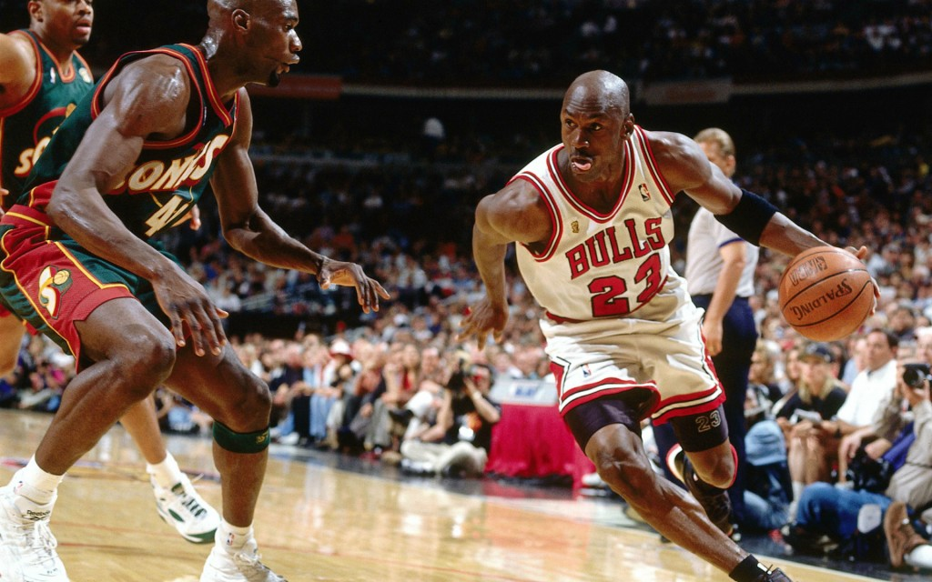 Michael Jordan Widescreen Wallpaper 1920x1200