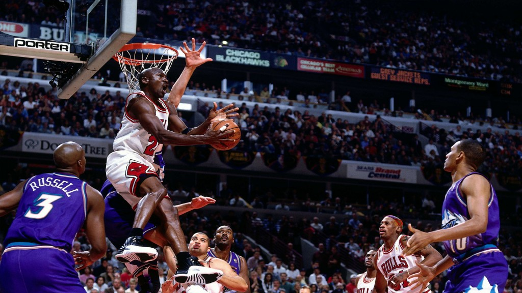 Michael Jordan Full HD Wallpaper 1920x1080