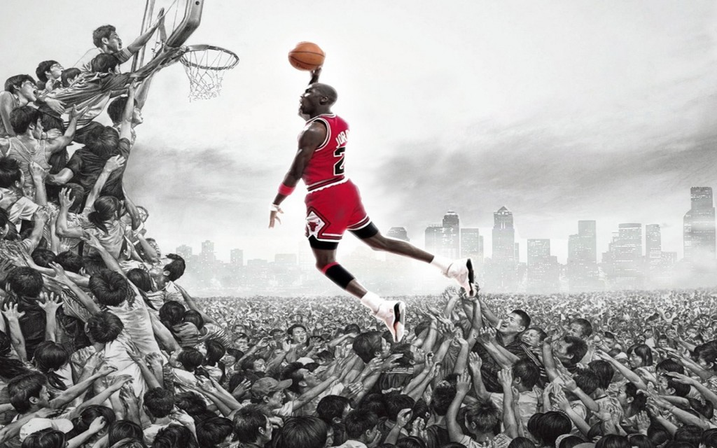 Michael Jordan Widescreen Wallpaper 1920x1200