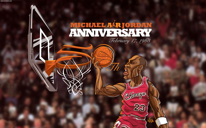 Michael Jordan 50th Wallpaper: Michael Jordan Wallpapers, Pictures, Images