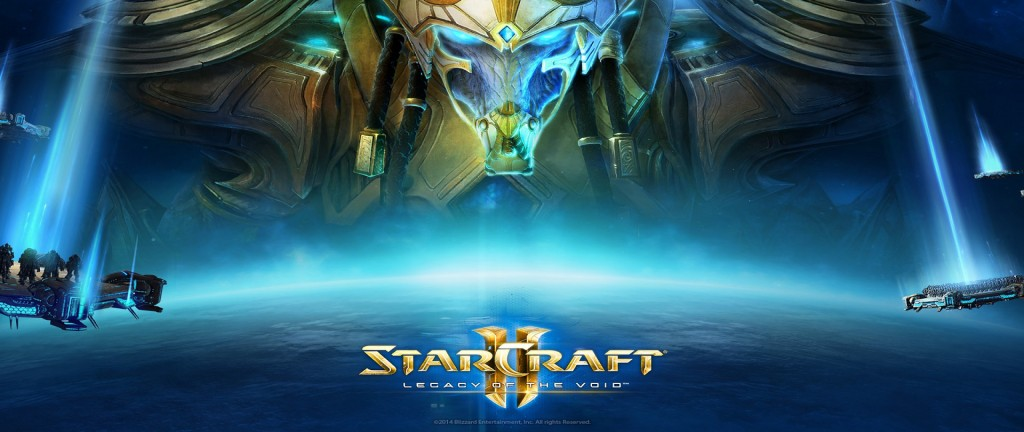 StarCraft 2: Legacy of the Void Dual Monitor Wallpaper 2560x1080
