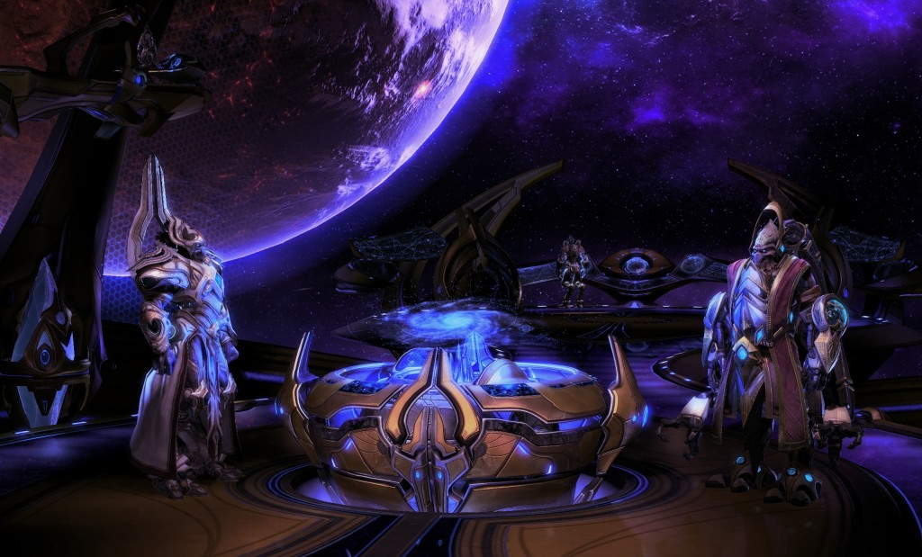 StarCraft 2: Legacy of the Void Wallpaper 2560x1548