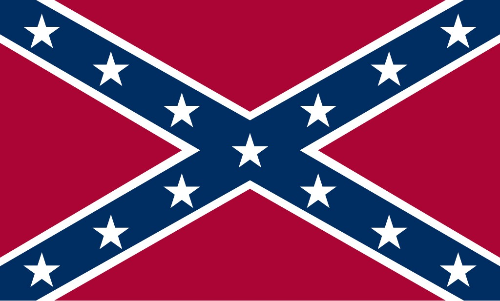 Confederate Flag Wallpaper 1024x617