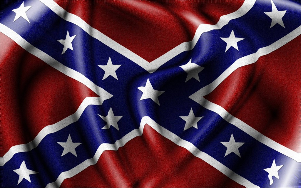 Confederate Flag Widescreen Wallpaper 2560x1600