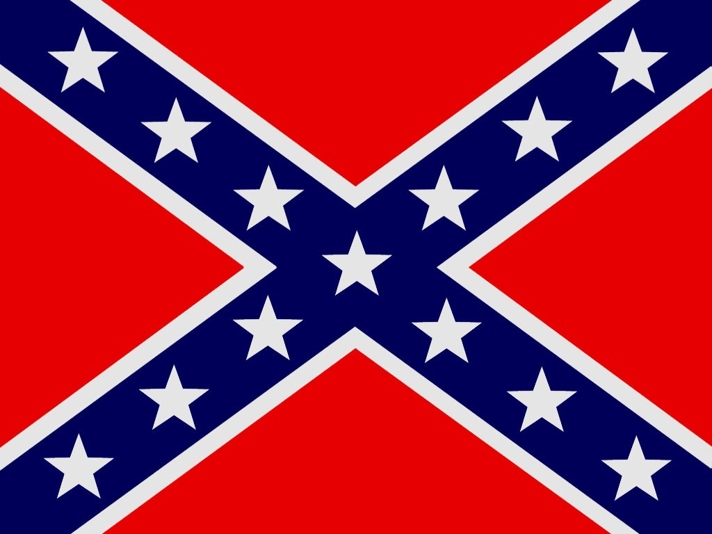 Confederate Flag Wallpaper 1024x768