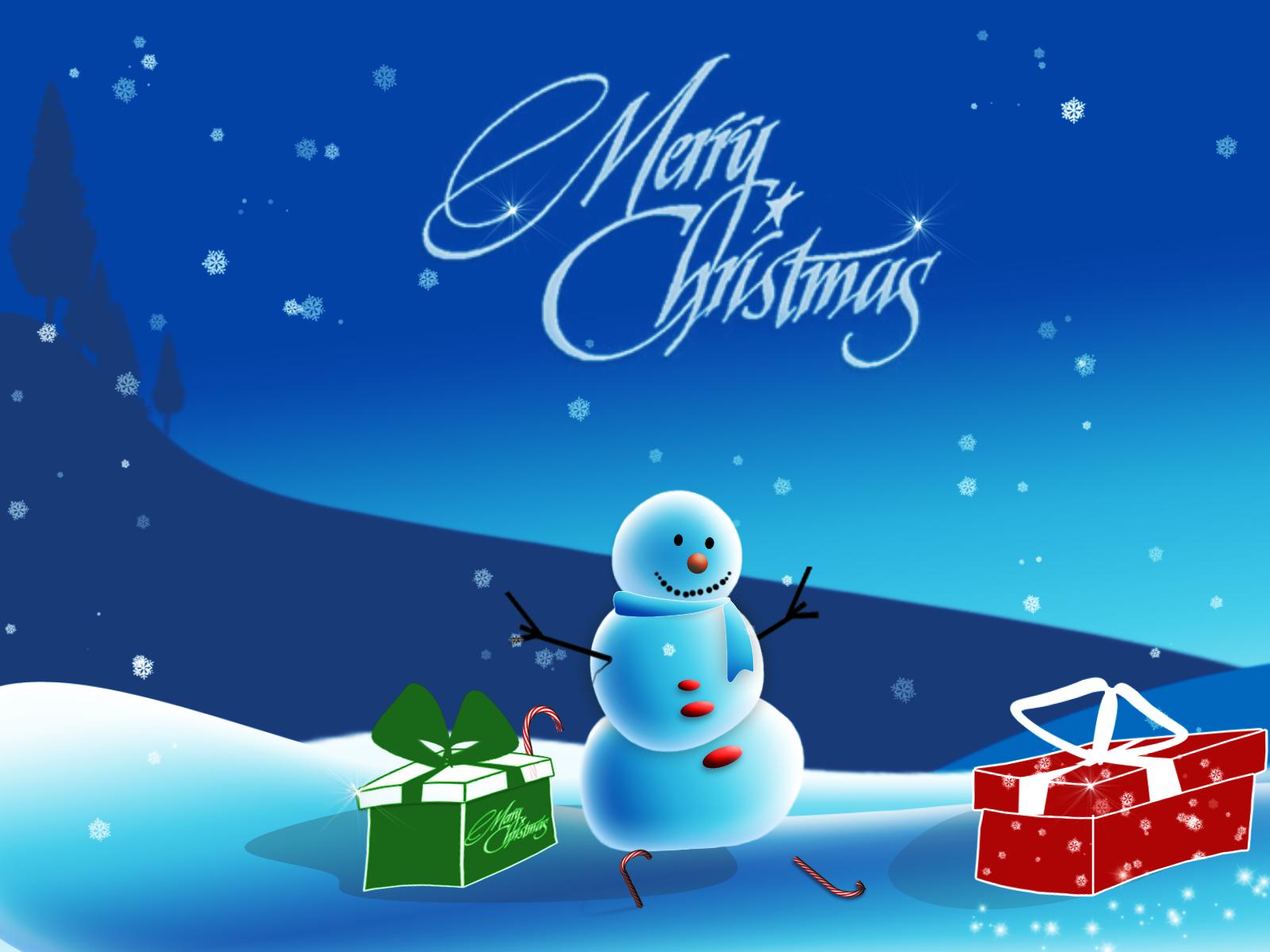 Free Christmas Wallpaper 011