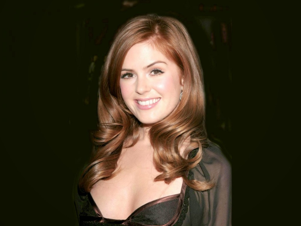 Isla Fisher Wallpaper 1600x1200