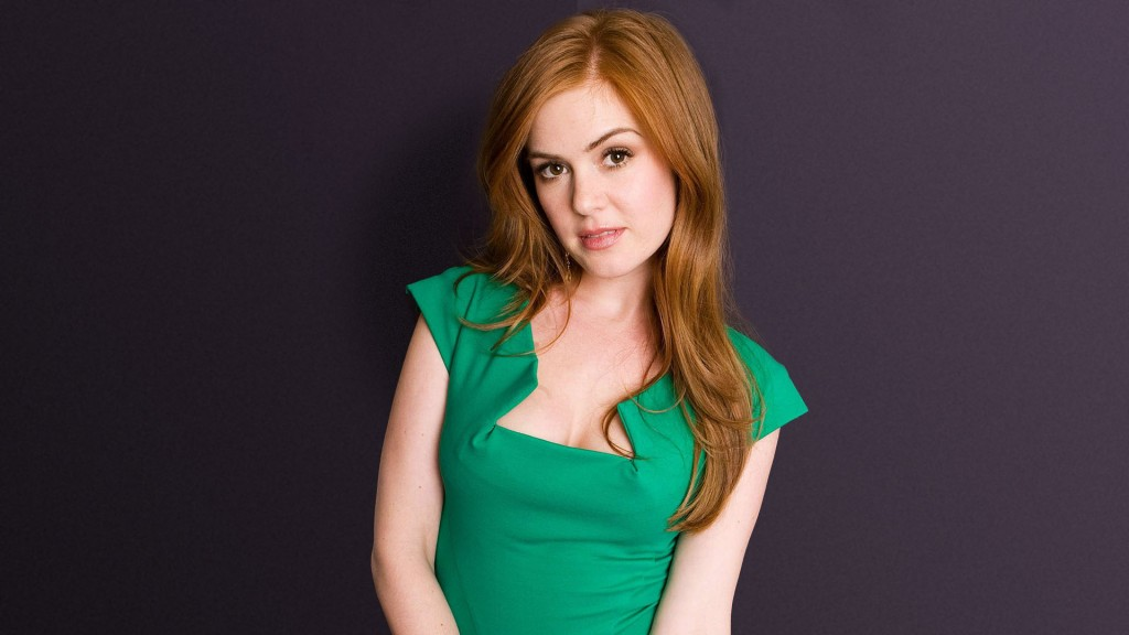 Isla Fisher Full HD Wallpaper 1920x1080
