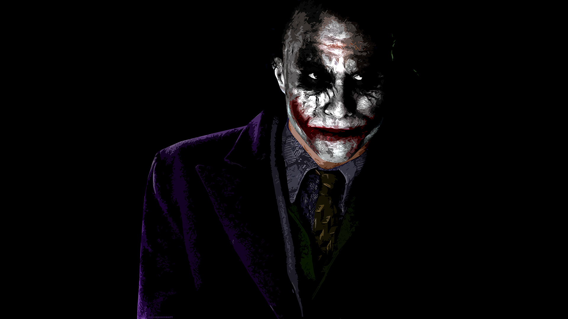 The Joker Full HD Wallpaper 1920x1080