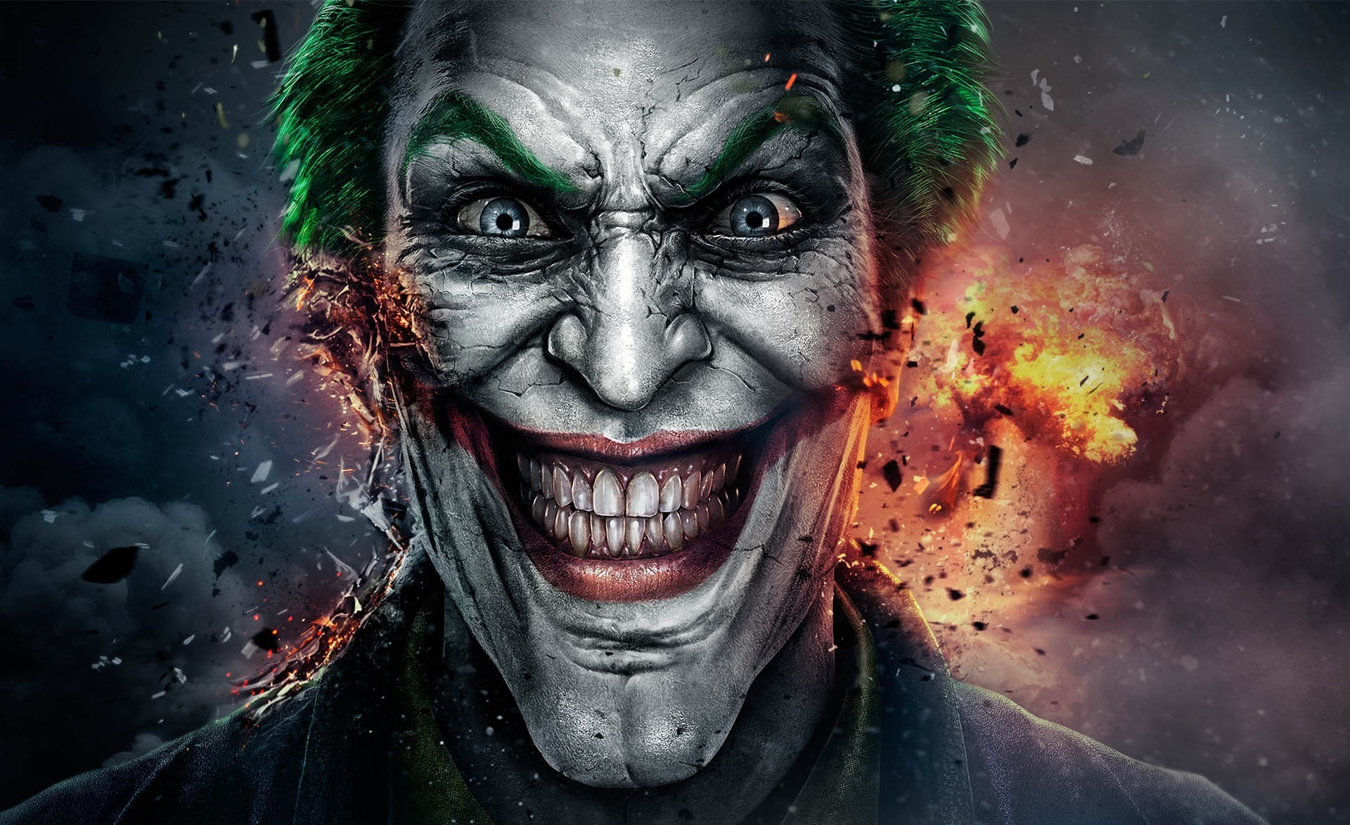 The Joker Wallpaper 1920x1174