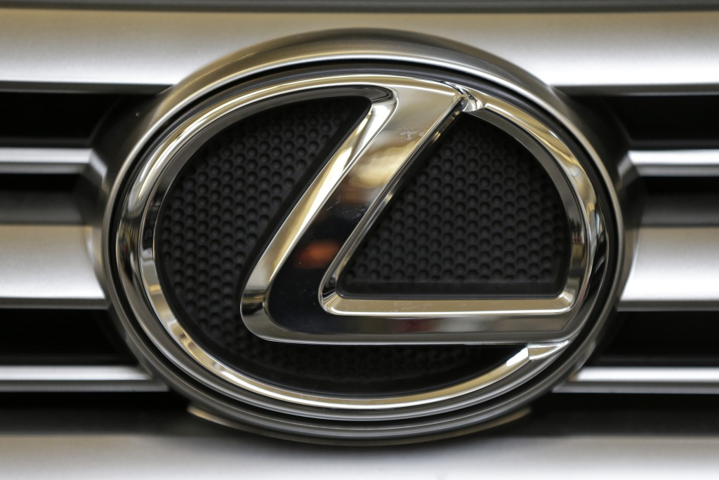 Lexus Logo Wallpaper 3000x2001