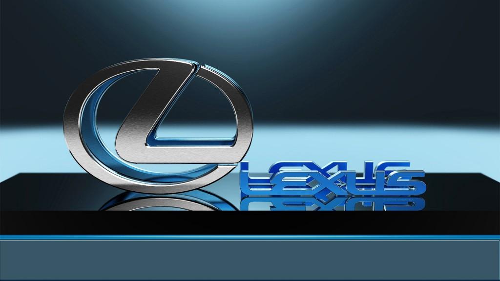 Lexus Logo Full HD Wallpaper 1920x1080
